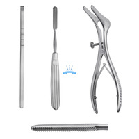 Instrument for nasal surgery