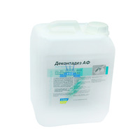Disinfectant DECONTADEZ AF, DESOMARK, for disinfection of surfaces and equipment, 5000 ml without dispenser, ready to use, в интернет-магазине