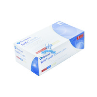 "Examination gloves, powdered ""S"" MEDICOM, latex, group packaging, package quantity - 100 pcs, not sterile., в интернет-магазине"