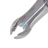 Bayonet tongs to remove upper third molars (ST-009)